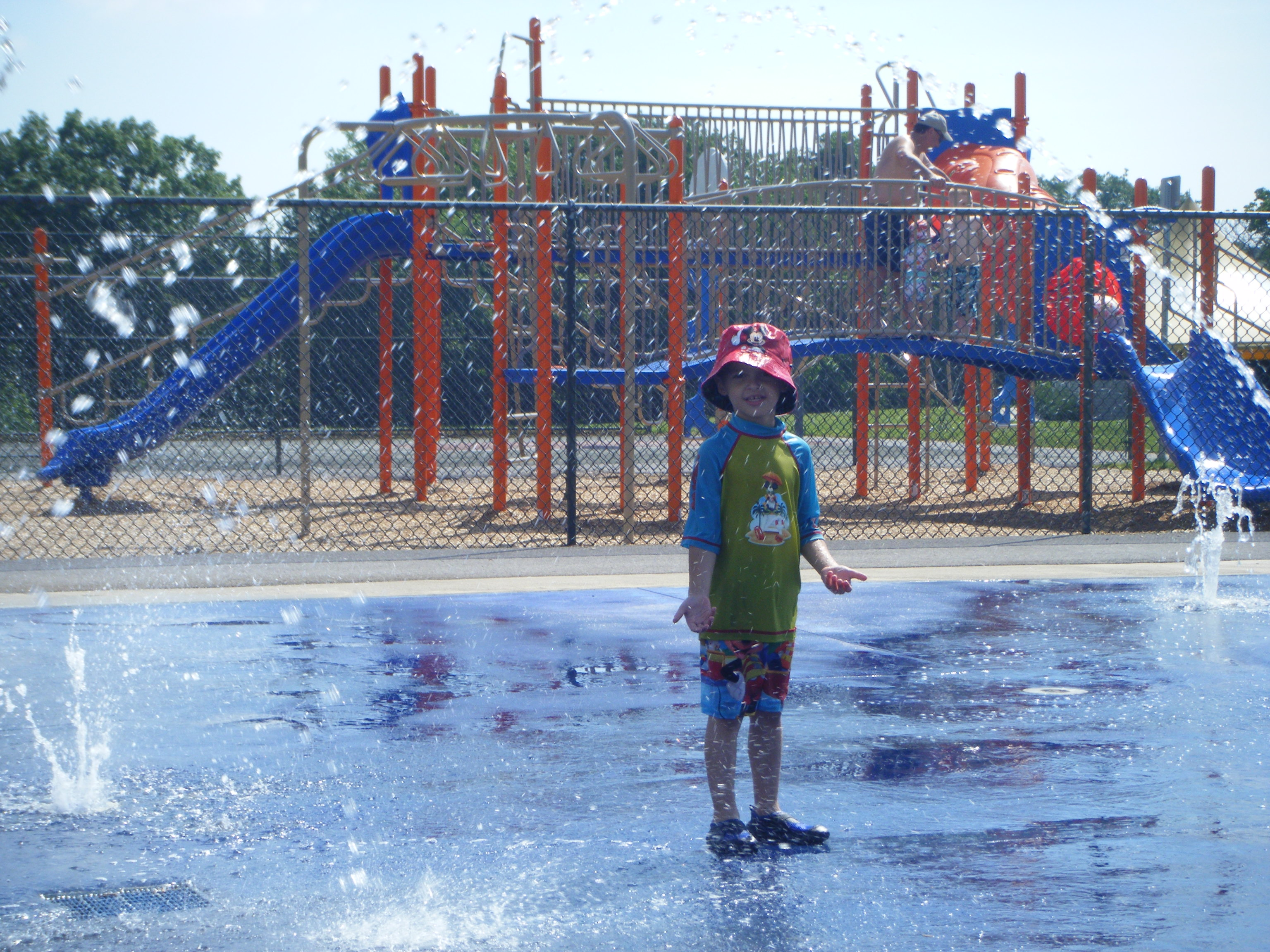 Middlesex Township Splash Pad